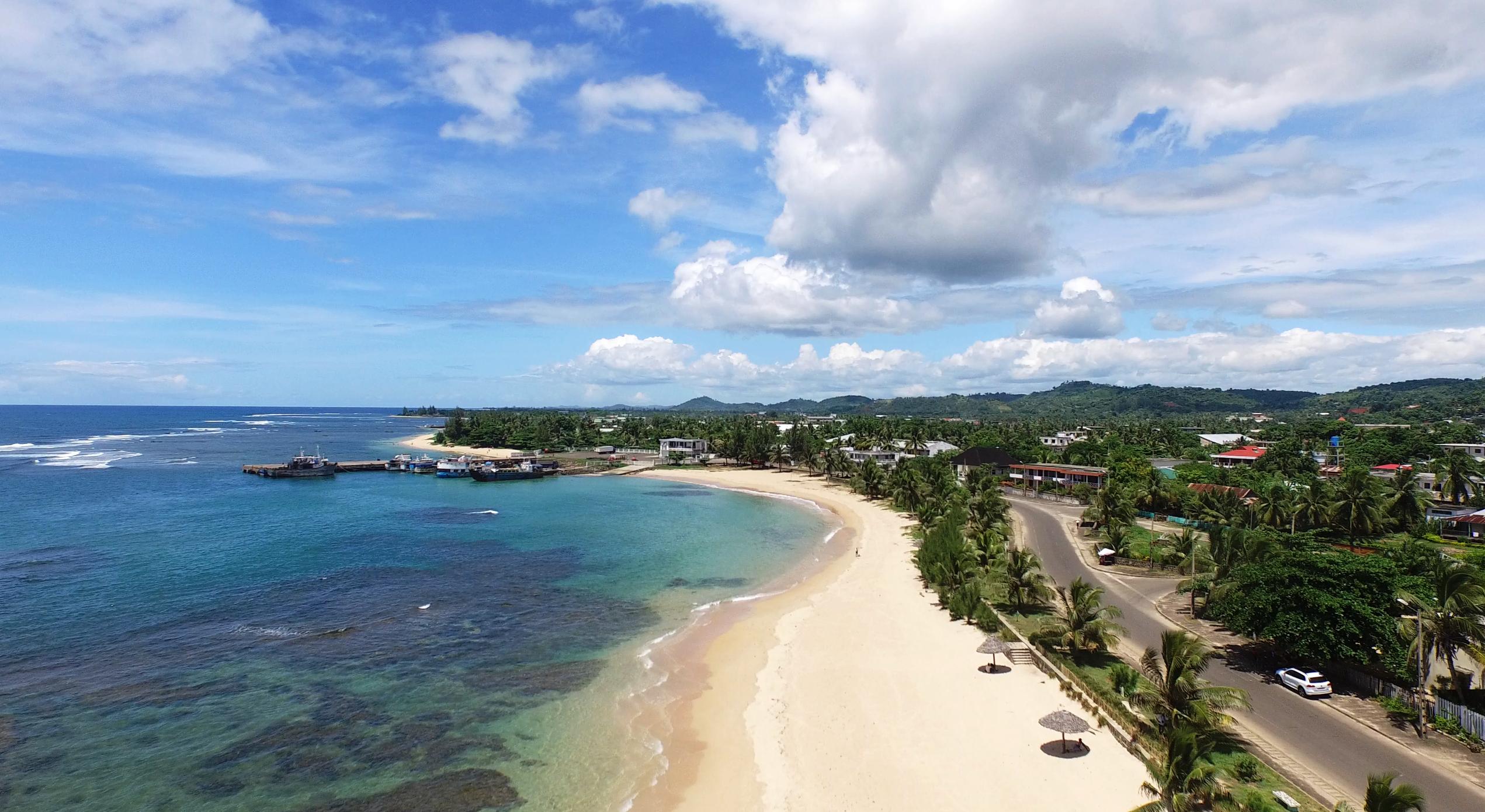 beach view Antalaha
